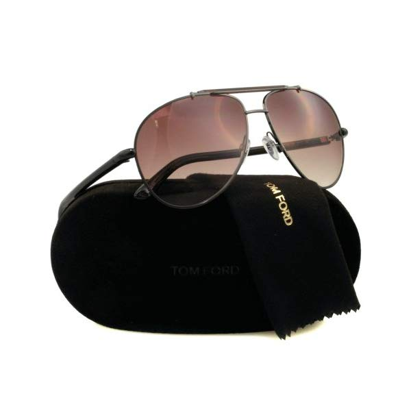 トムフォード サングラス TOM FORD FT0244 Tom Ford Sunglasses TF 244 BLACK 08F Bradley