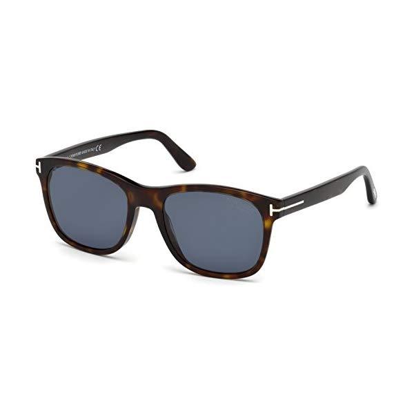 トムフォード サングラス TOM FORD FT0595 Tom Ford Sunglasses FT 0595 -F 52D dark havana / smoke polarized
