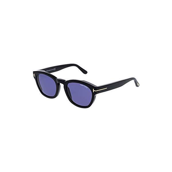 トムフォード サングラス TOM FORD FT0590 Tom Ford Sunglasses FT 0590 Bryan- 02 01V shiny black / blue