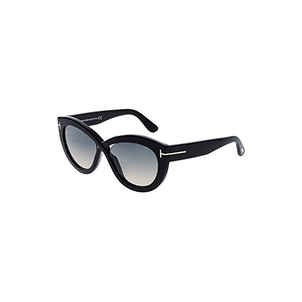 トムフォード サングラス TOM FORD FT0577 Tom Ford TF0577 Diane Cat-Eye Sunglasses 56mm