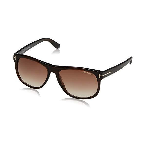 トムフォード サングラス TOM FORD FT0236 PANT 145 50P Tom Ford Olivier FT0236 Sunglasses