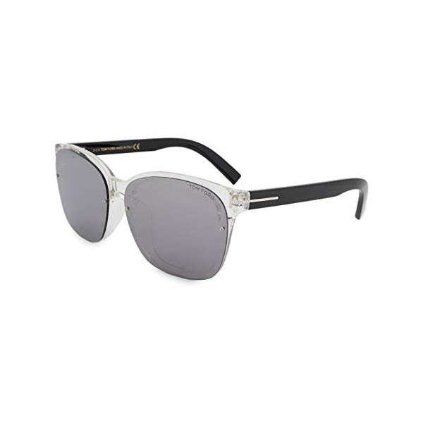 トムフォード サングラス TOM FORD FT0476 Tom Ford Sunglasses FT 0476 -D 26C Crystal/Grey