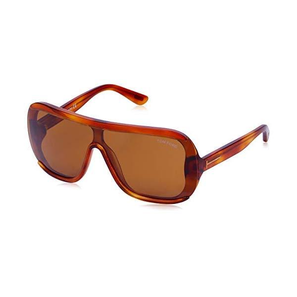 トムフォード サングラス TOM FORD FT0559 0053E Tom Ford Sunglasses FT 0559 Porfirio- 02 53E blonde havana/brown
