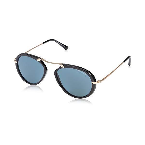 トムフォード サングラス TOM FORD FT0473-01V Tom Ford Men's TF473 Aaron Sunglasses