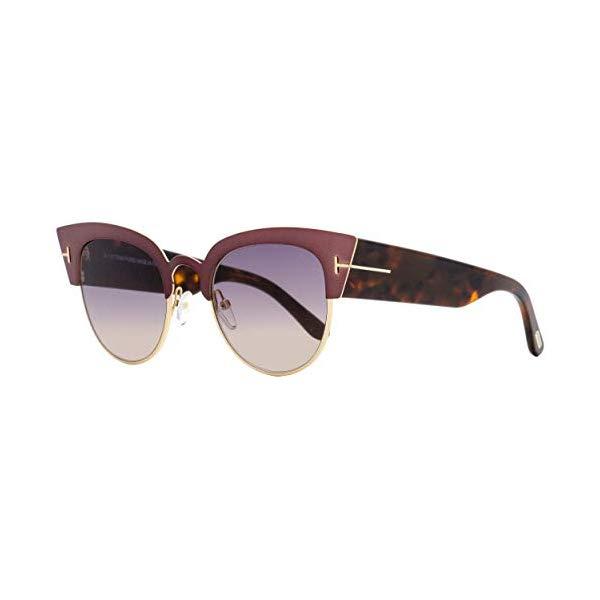 トムフォード サングラス TOM FORD FT0607 Tom Ford FT0607 Cateye Sunglasses Alexandra-02 TF607 51mm