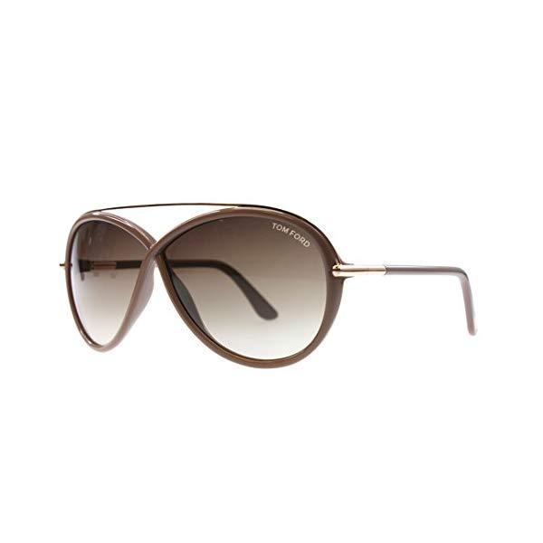 トムフォード サングラス TOM FORD FT0454 59K 64 Tom Ford Sunglasses TF 454 Tamara 59K Taupe Brown 64mm