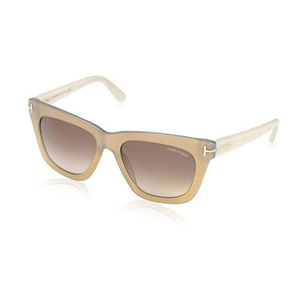 トムフォード サングラス TOM FORD FT0361-34F Tom Ford Women's TF361 Sunglasses, Shiny Light Bronze