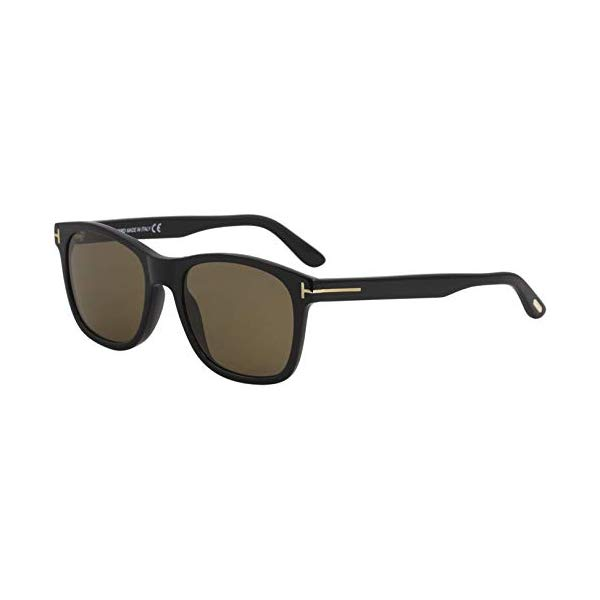 トムフォード サングラス TOM FORD FT0595 Tom Ford Sunglasses - Eric / Frame: Black Lens: Brown-TF059501J