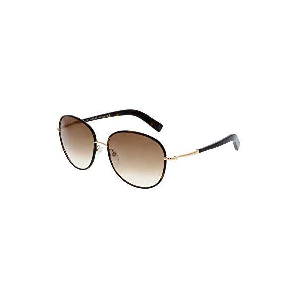 トムフォード サングラス TOM FORD FT0498A Tom Ford 0498 52F Dark Havana Georgia Round Sunglasses Lens Category 2 Size 59m