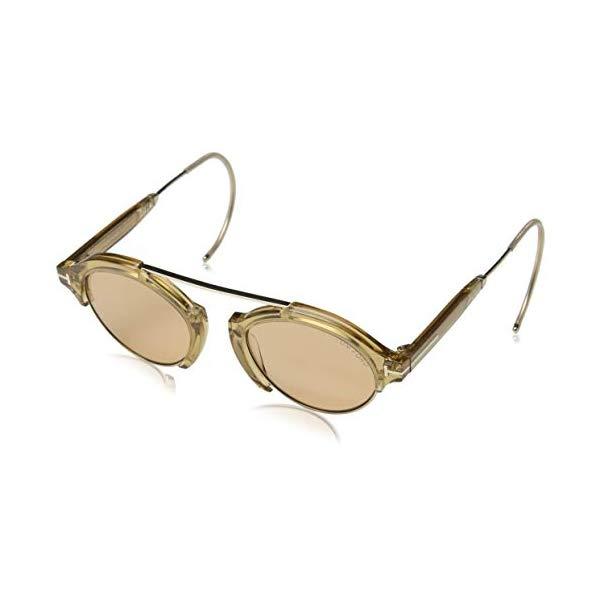 トムフォード サングラス TOM FORD FT0631 4945E Tom Ford FT0631 Oval Sunglasses Farrah-02 49mm