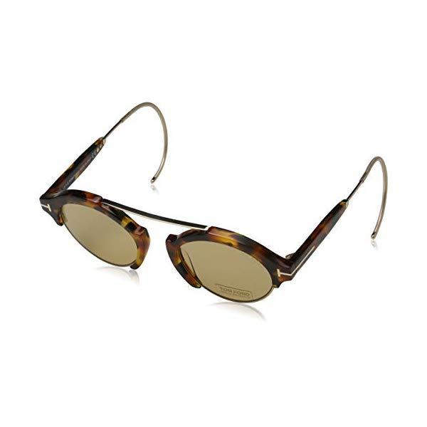 トムフォード サングラス TOM FORD FT0631 4955E Tom Ford FT0631 Oval Sunglasses Farrah-02 49mm