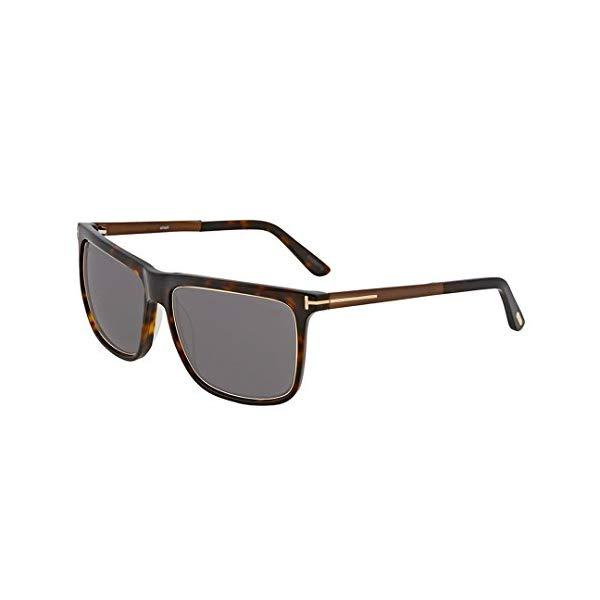 トムフォード サングラス TOM FORD Karlie FT0392 52J Tom Ford Sunglasses - Karlie / Frame: Dark Havana Lens: Burgundy-TF039252J