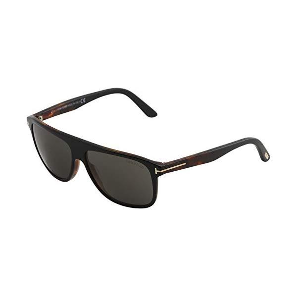 トムフォード サングラス TOM FORD FT0501 Tom Ford Sunglasses FT 0501 Inigo 05A black/other / smoke