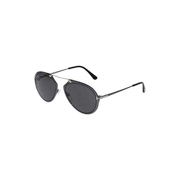 トムフォード サングラス TOM FORD FT0508A Tom Ford Sunglasses DASHEL TF 508 FT 08Z shiny gumetal / gradient