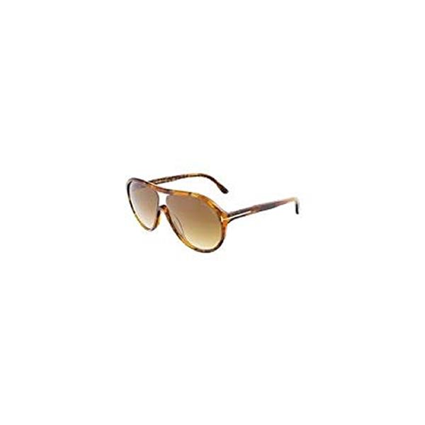 トムフォード サングラス TOM FORD FT0443 - 50F Tom Ford TF443 Aviator Edison Sunglasses FT0443
