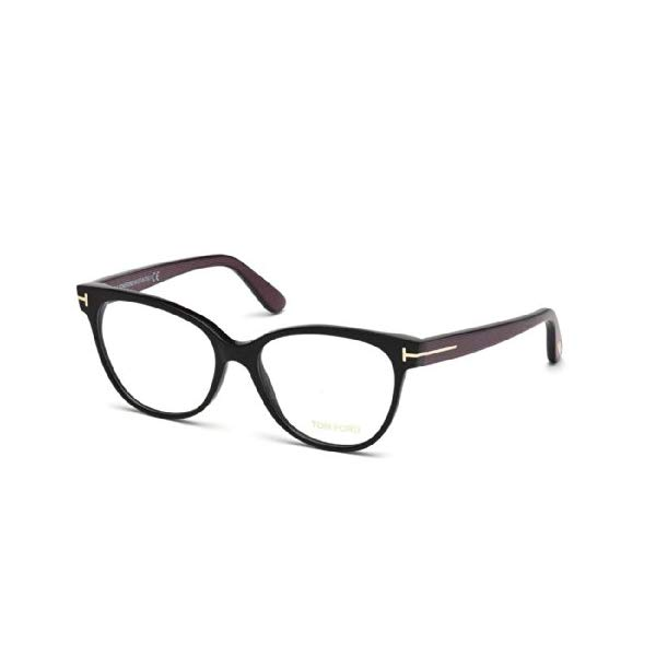 トムフォード サングラス TOM FORD TF5291 Tom Ford for woman ft5291-005, Designer Eyeglasses Caliber 55