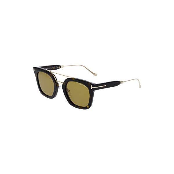 トムフォード サングラス TOM FORD FT0541 Tom Ford Sunglasses FT 0541 Alex- 02 52E dark havana / brown