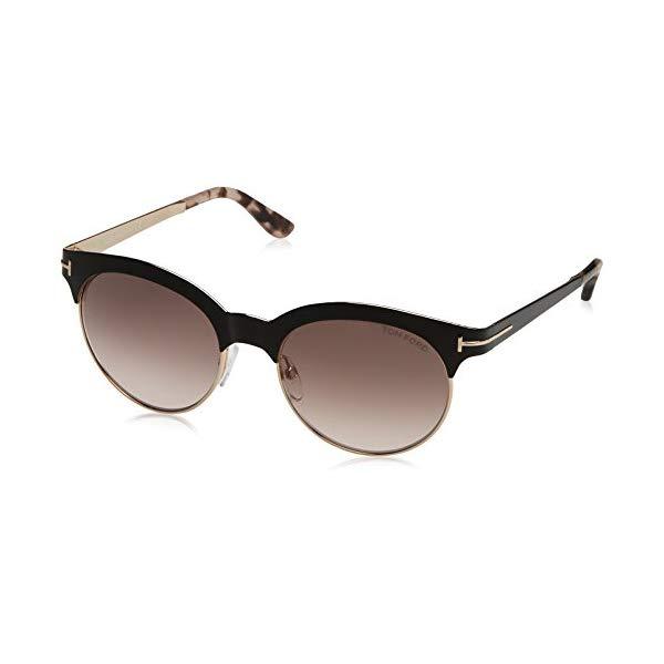 トムフォード サングラス TOM FORD FT0438 MET 01F Tom Ford Sunglasses TF 438 Angela 01F Black & Pink Tortoise 53mm
