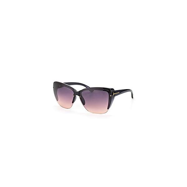 トムフォード サングラス TOM FORD FT0457 20B 67 Tom Ford - POPPY FT 0457, Cat Eye, acetate, women, DARK GREY/SMOKE SHADED(20B N), 67/10/135