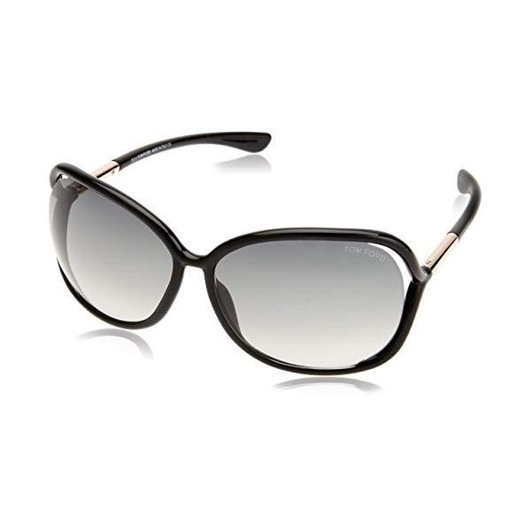 トムフォード サングラス TOM FORD FT0076 Tom Ford FT0076 Raquel Sunglasses 199 Black Raquel