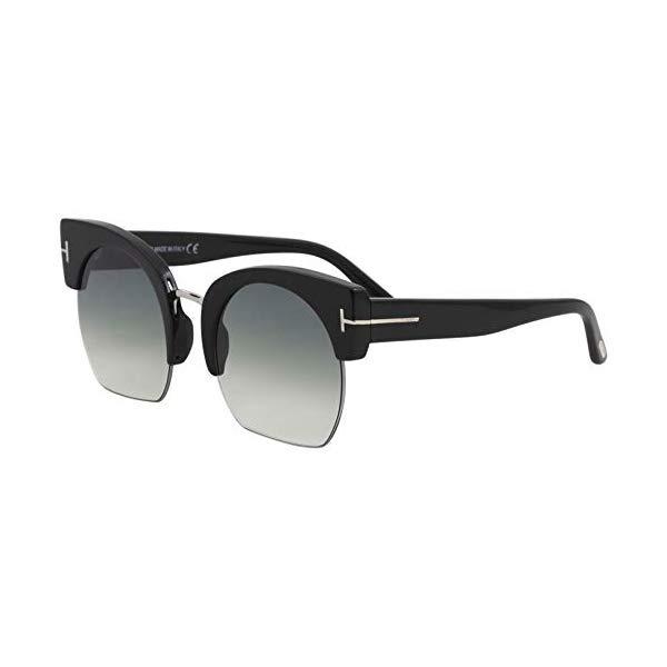 トムフォード サングラス TOM FORD TF552 Savannah-02 Tom Ford FT0552 Savannah-02 Cropped Sunglasses TF552