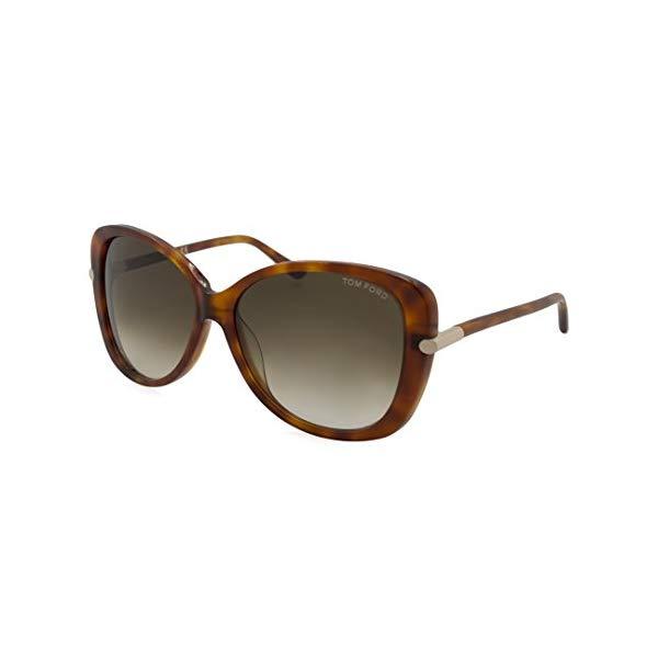 トムフォード サングラス TOM FORD FT9324 - 56F- 59 Tom Ford Sunglasses TF 9324 FT9324 56F havana/other / gradient brown