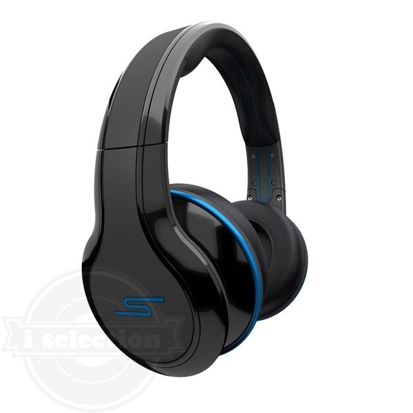 【SMS Audio STREET by 50 Wired ヘッドホン ブラック】