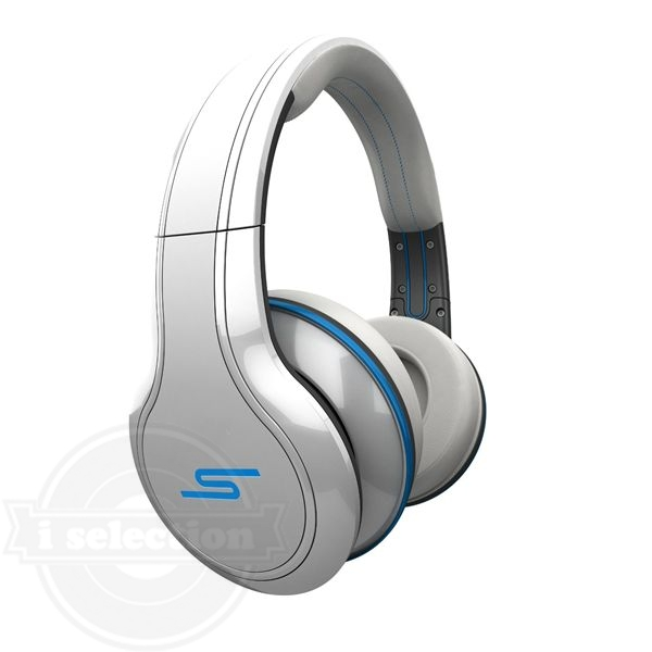 【SMS Audio STREET by 50 Wired ヘッドホン ホワイト】