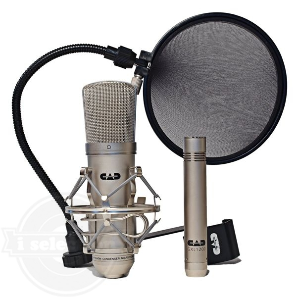 【CAD GXL2200SP コンデンサーマイク Studio Condenser Mic Recording Pack】
