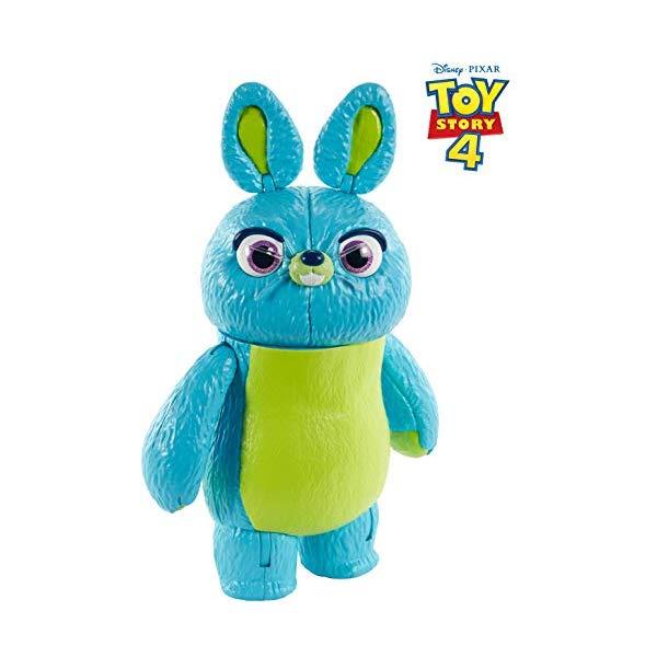 トイストーリー4 バニー フィギュア ドール 人形 おもちゃ グッズ Disney Pixar Toy Story Bunny Figure, 9