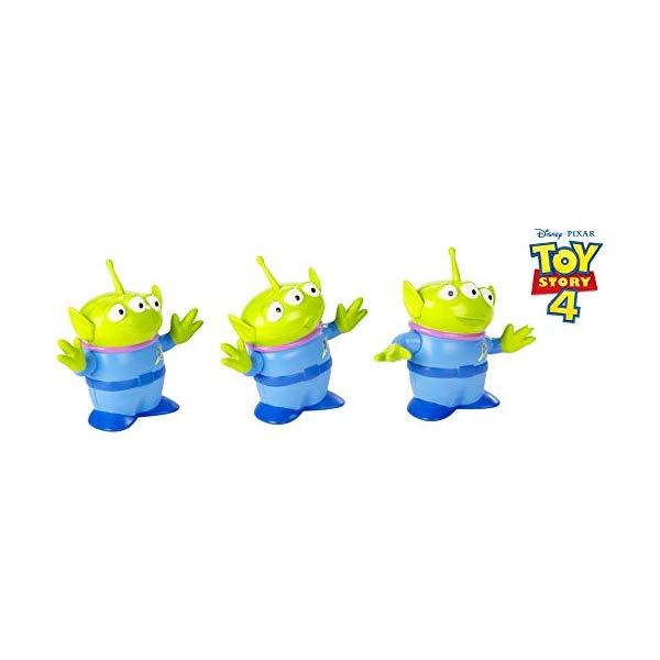 トイストーリー4 エイリアン フィギュア ドール 人形 おもちゃ グッズ  トイストーリー4 エイリアン フィギュア ドール 人形 おもちゃ グッズ Disney Pixar Toy Story Aliens Figures, 4.5