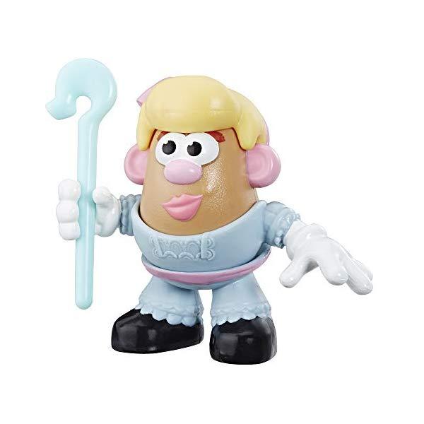 トイストーリー4 ミスター ポテトヘッド ボー・ピープ 変身 フィギュア 人形 ドール おもちゃ グッズ Mr Potato Head Disney/Pixar Toy Story 4 Bo Peep Mini Figure Toy for Kids Ages 2 & Up