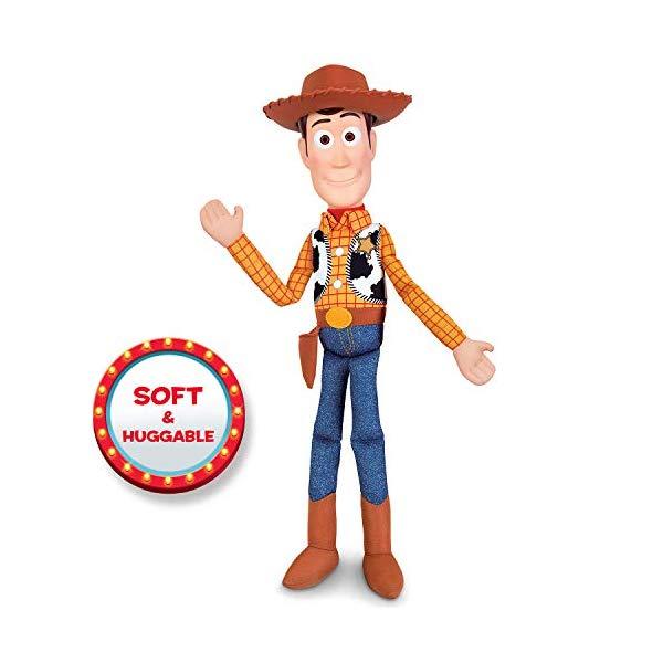 トイストーリー4 ウッディ フィギュア 人形 ドール おもちゃ グッズ Toy Story Disney Pixar Sheriff Woody