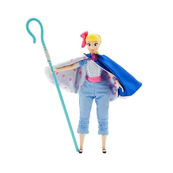 トイストーリー4 ボー・ピープ トーキング アクション フィギュア 人形 ドール おしゃべり お話し おもちゃ グッズ Disney Bo Peep Interactive Talking Action Figure - Toy Story 4 - 14''