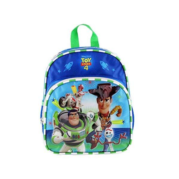 トイストーリー4 リュックサック バックパック かばん バッグ おもちゃ グッズ Toy Story 4 10 inch Mini Backpack - Toy Action A17089