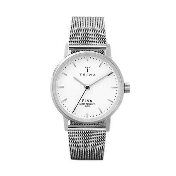 トリワ TRIWA 腕時計 レディース 女性用 ELST101-EM021212 ウォッチ 北欧デザイン スウェーデン TRIWA Elva Minimalist Watch for Women Ladies Fashion Analog Wrist Watches 28mm