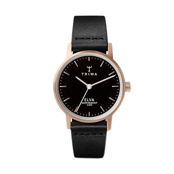 トリワ TRIWA 腕時計 レディース 女性用 ELST102-EL010114 ウォッチ 北欧デザイン スウェーデン TRIWA Elva Minimalist Watch for Women Ladies Fashion Analog Wrist Watches 28mm