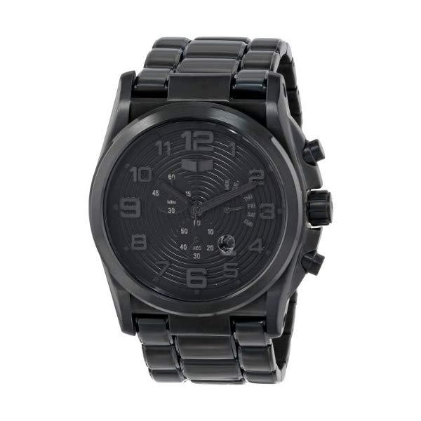 ベスタル 腕時計 VESTAL DEV004 メンズ 男性用 Vestal Men's De Novo Stainless Steel Watch