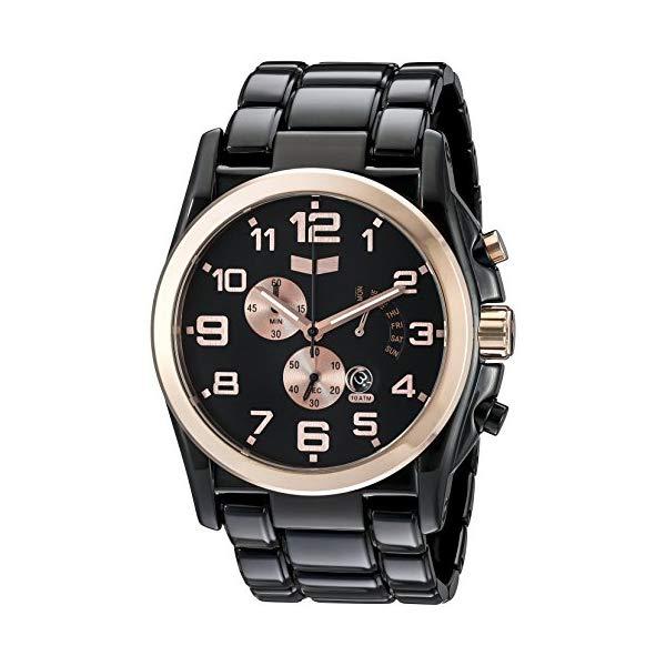 ベスタル 腕時計 VESTAL DEV010 メンズ 男性用 Vestal Men's De Novo Stainless Steel Watch
