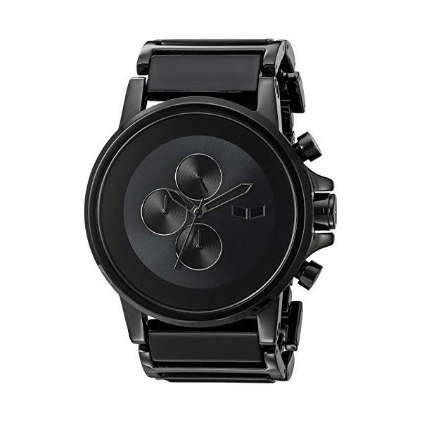 ベスタル 腕時計 VESTAL PLA017 メンズ 男性用 Vestal Men's PLA014 Plexi Acetate Chronograph Watch
