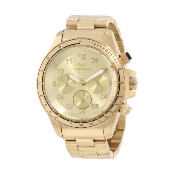 ベスタル 腕時計 VESTAL ZR2009 メンズ 男性用 Vestal Men's ZR-2 Chronograph Stainless Steel Watch