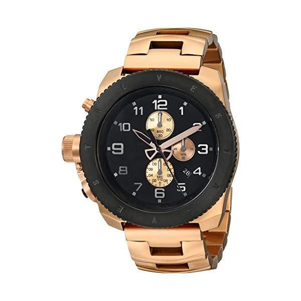 ベスタル 腕時計 VESTAL RES012 メンズ 男性用 Vestal Men's Restrictor Stainless Steel Watch
