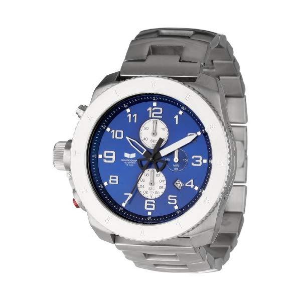 ベスタル 腕時計 VESTAL RES010 メンズ 男性用 Vestal Men's Restrictor Stainless Steel Watch