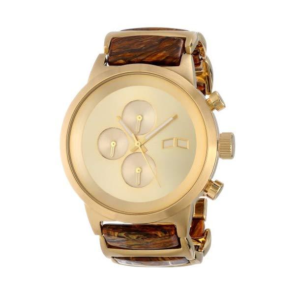 ベスタル 腕時計 VESTAL METCA07 メンズ 男性用 Vestal Men's METCA01 Metronome Silver With Black Acetate Chronograph Watch