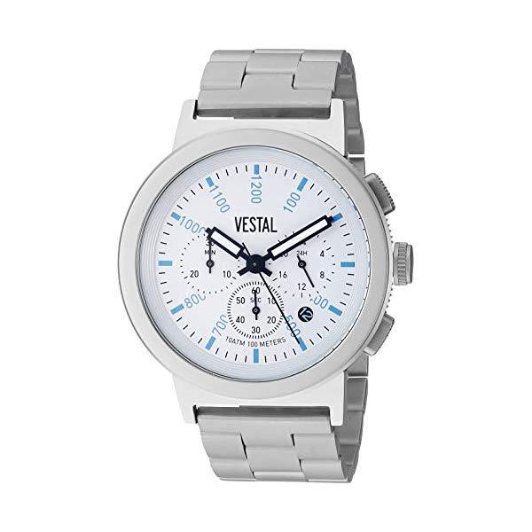 ベスタル 腕時計 VESTAL SLR44CM04.3SVM Vestal Dress Watch (Model: SLR44CM04.3SVM