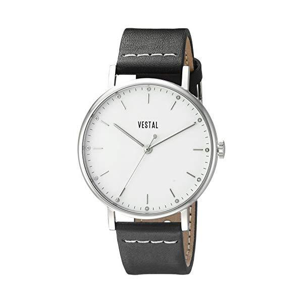 ベスタル 腕時計 VESTAL SPH3L01 ユニセックス 男女兼用 Vestal Unisex SPH3L01 The Sophisticate Analog Display Quartz Black Watch