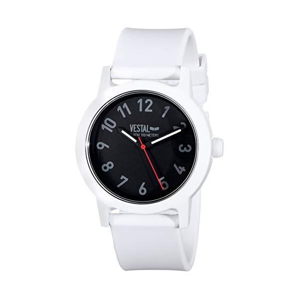 ベスタル 腕時計 VESTAL ALP3P01 ユニセックス 男女兼用 Vestal Unisex Alpha Bravo Plastic Watch