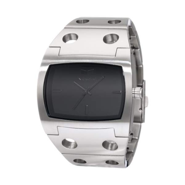 ベスタル 腕時計 VESTAL DES055 メンズ 男性用 Vestal Men's DES055 Destroyer Classic Brushed Silver Watch