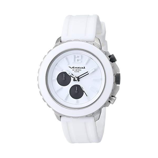 ベスタル 腕時計 VESTAL YATCS05 メンズ 男性用 Vestal Men's YATCM01 Yacht Stainless Steel Watch