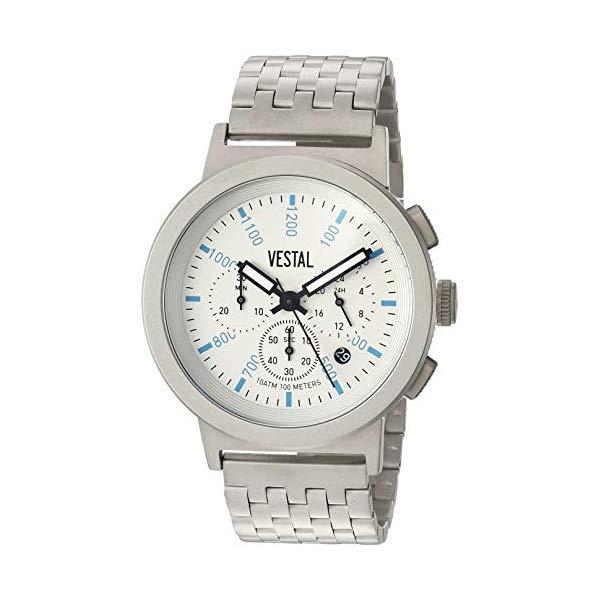 ベスタル 腕時計 VESTAL SLR44CM04.7SVM Vestal Dress Watch (Model: SLR44CM04.7SVM)